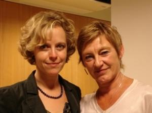 Inga en Anne Van Lancker