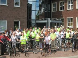 Essense senioren voor veilige fietspaden