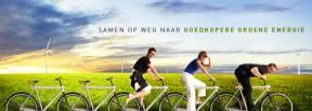 Campagnebeeld Samen gaan we groener