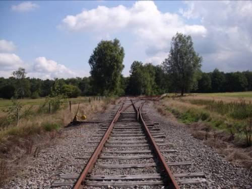 Militair spoorlijntje Kapellen - Brasschaat