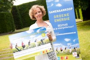 Inga en groene stroom 2012