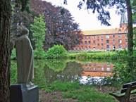 College Essen: park en bos straks toegankelijk voor publiek