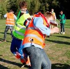Jongeren testen mobiliteitsspel ROADsKILLS uit